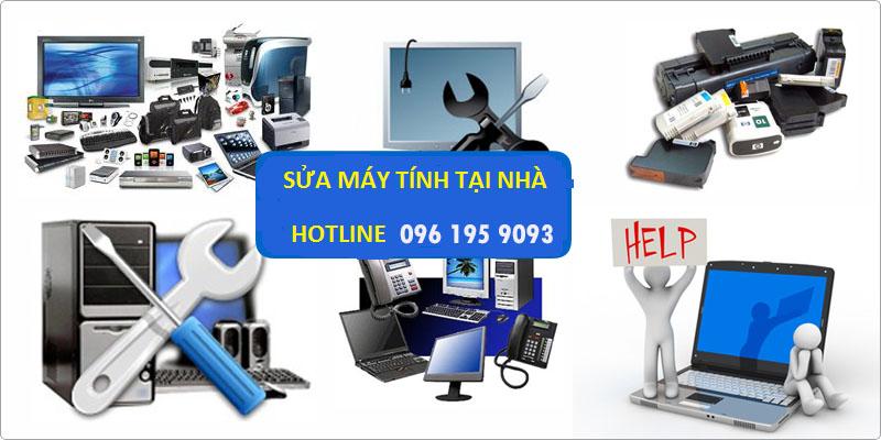 Sửa máy tính tại nhà An Khang