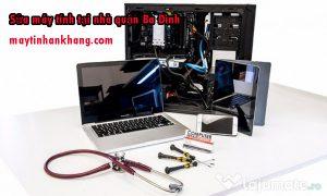 Sửa máy tính, laptop tại nhà quận Ba Đình Hà Nội