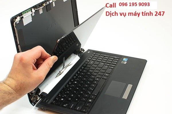 Dịch vụ thay màn hình laptop công ty An Khang