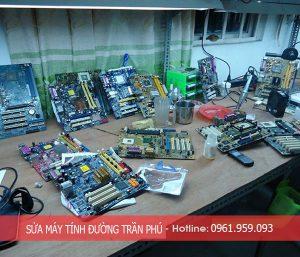 Sửa máy tính, laptop tại nhà Phố Trần Phú Hà Đông