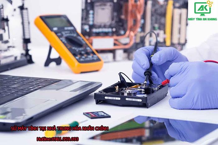Dịch vụ sửa chữa máy tính laptop tại nhà
