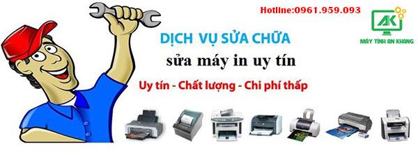 Dịch vụ sửa máy in, đổ mực máy in tại nhà Quận Hoàn Kiếm
