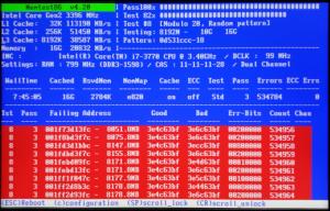 Cách khắc phục lỗi màn hình xanh máy tính – Blue Screen Death